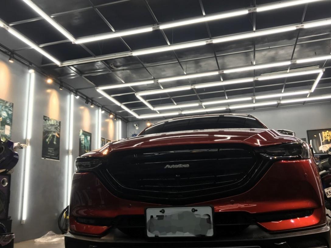 摩潔Mo Jie車體鍍膜-基隆汽車美容