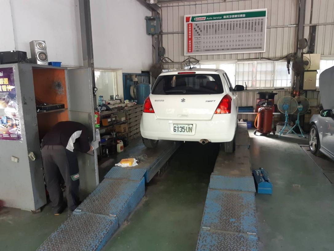 龍冠汽車修理-竹科園區 汽車維修