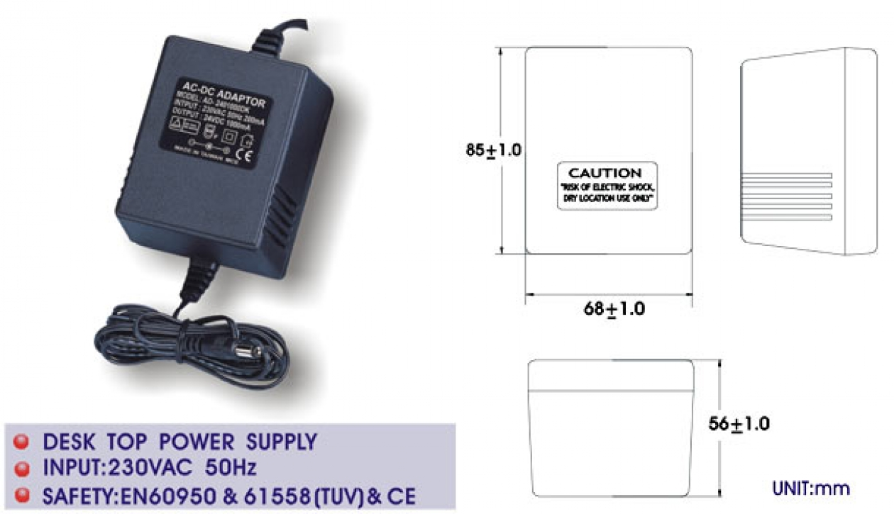 吉穎電機-變壓器、電源供應器、整流器