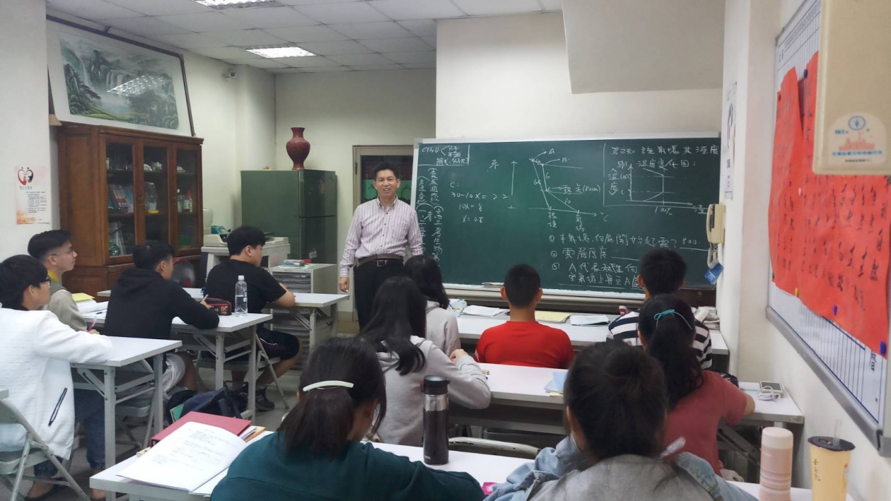 新竹市私立楊翰短期文理補習班