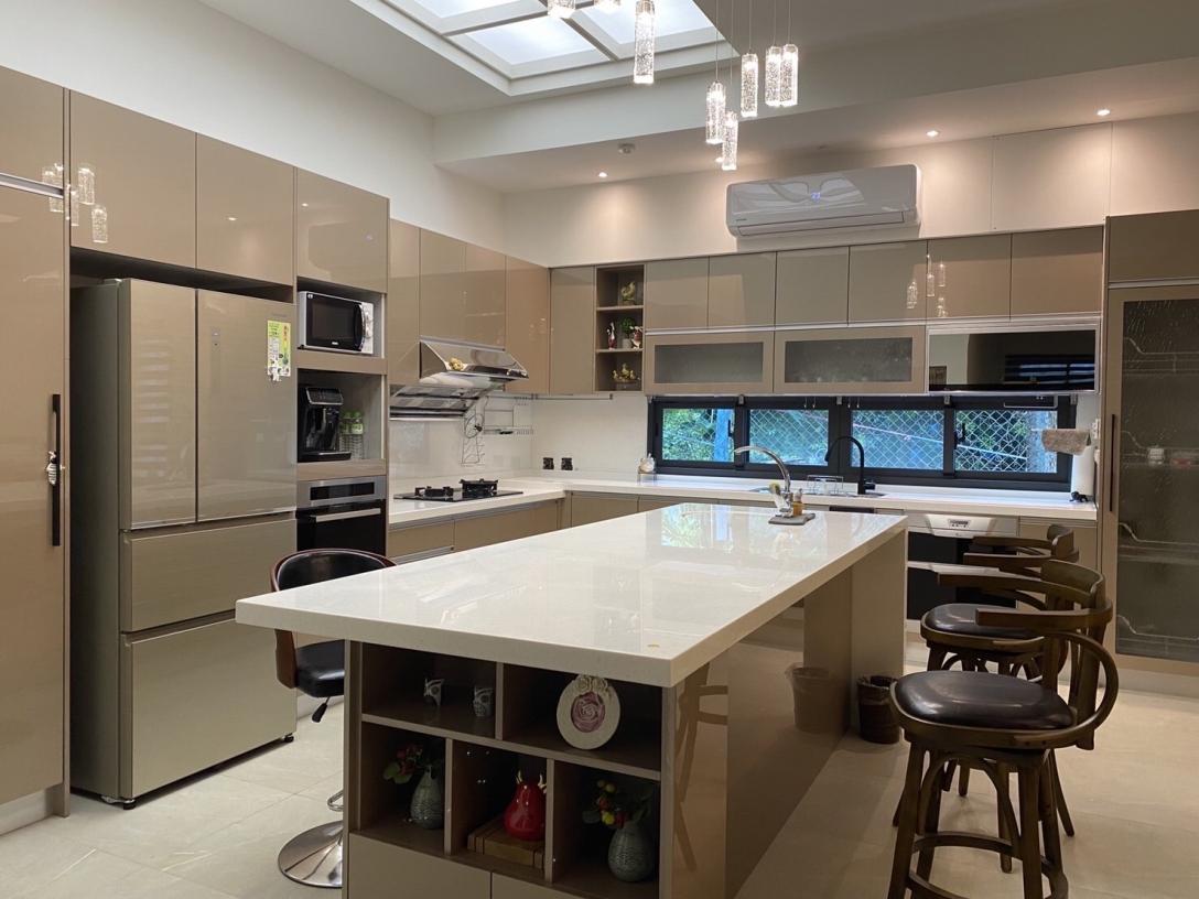 宜蘭廚具首選-久保田廚具系統櫃
