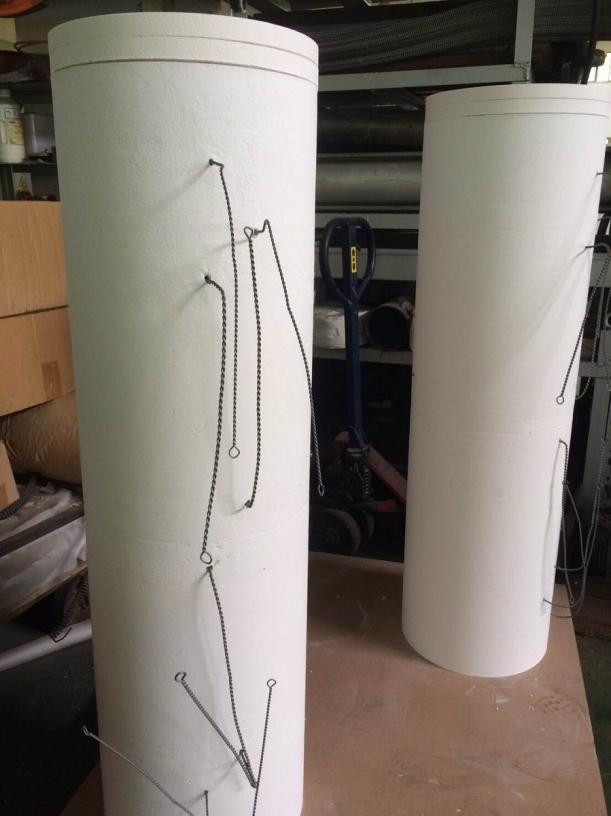 安立本-耐酸耐火材料、電熱組件維修新造