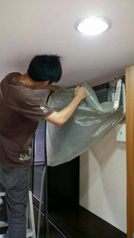 一上發冷氣-台北冷氣安裝、冷氣維修保養