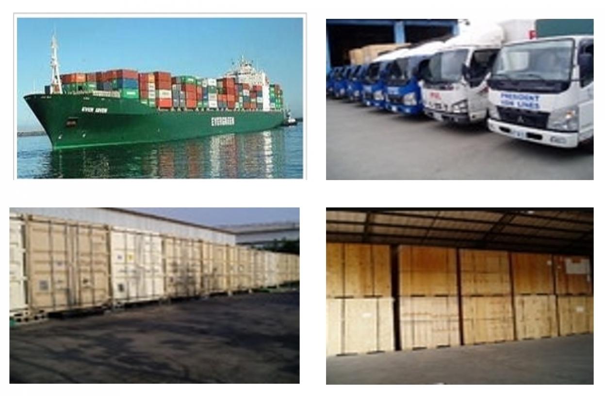 統一包裝 全台 搬遷 倉儲 進出口報關