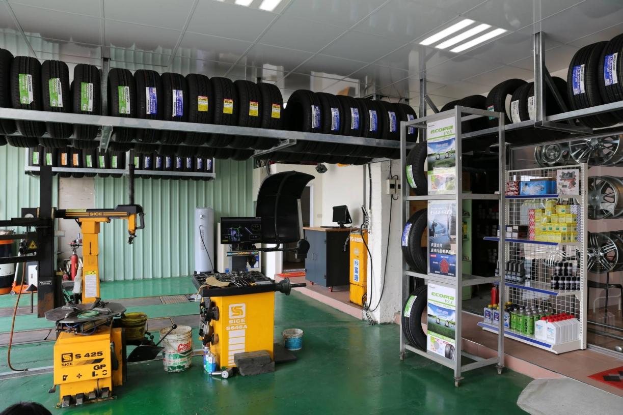太亞輪胎館-南港汽車維修、南港汽車保養