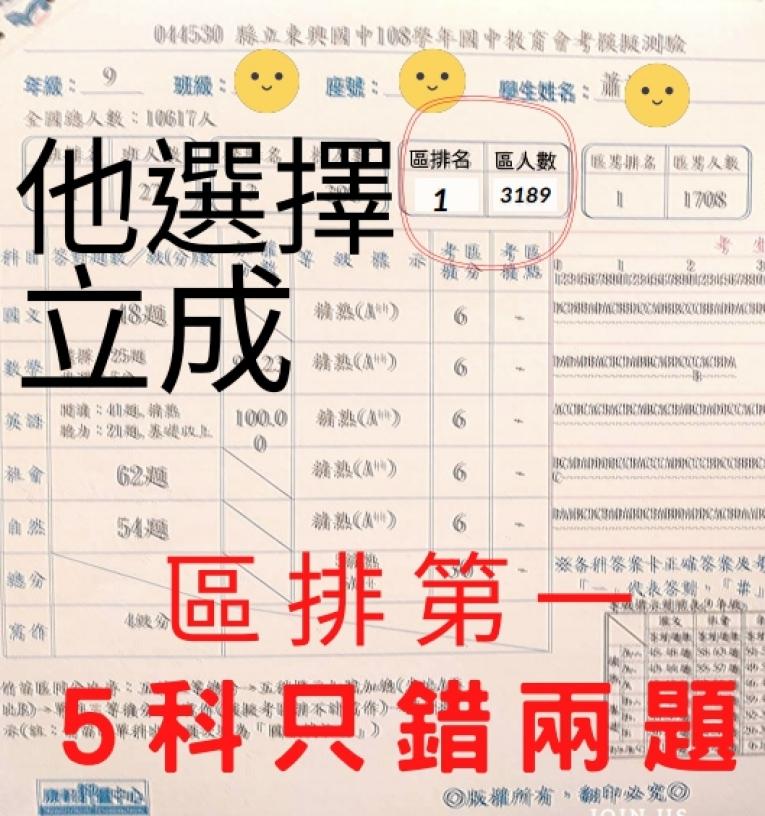 立成文理-竹北安親班課輔班推薦