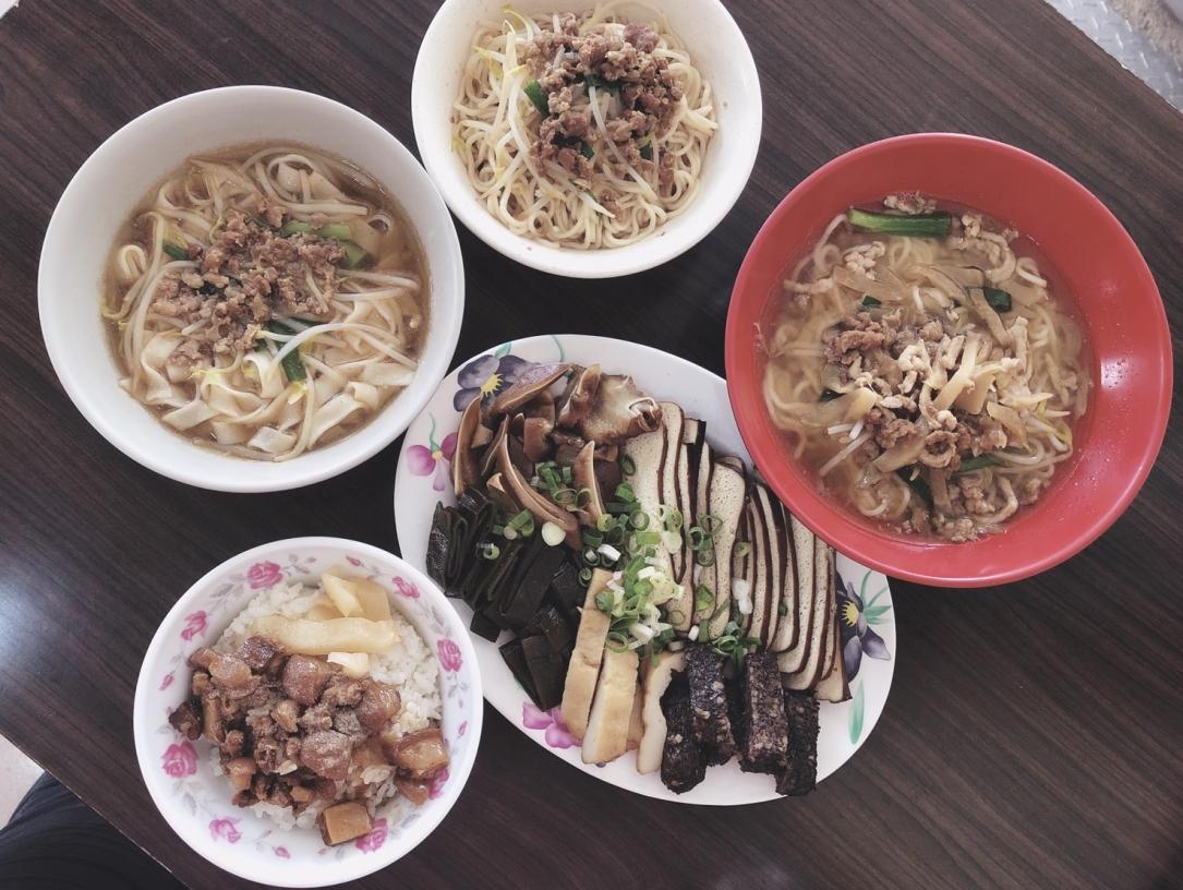 武聖陽春麵-台南北區小吃推薦