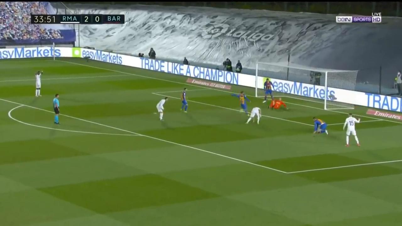 Real Madrid vs Barcelona | LALIGA HIGHLIGHTS | 4/10/2021 | beIN SPORTS USA