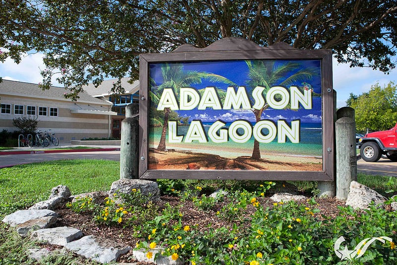 Adamson lagoon waterpark in college station adamson - Swimming pools in college station tx ...