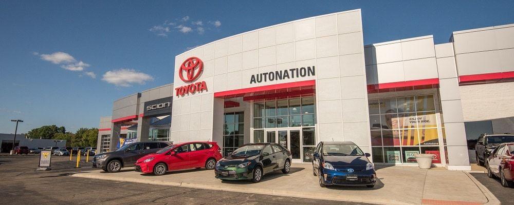 Toyota Service Center Near Me >> AutoNation Toyota Libertyville in Libertyville | AutoNation Toyota Libertyville 1180 S Milwaukee ...