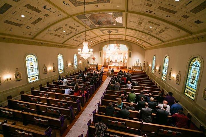 Holy Family Roman Catholic Church in Deerfield | Holy ...