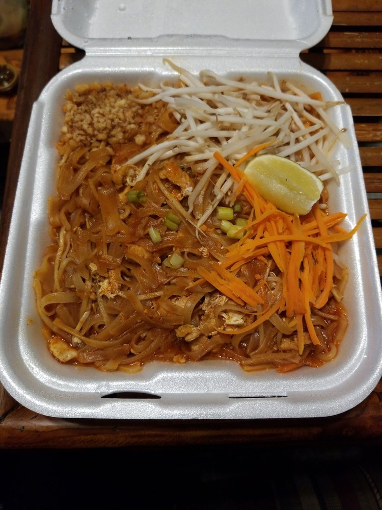 Thai Food Near S Figueroa