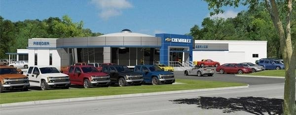 Reeder Chevrolet In Knoxville