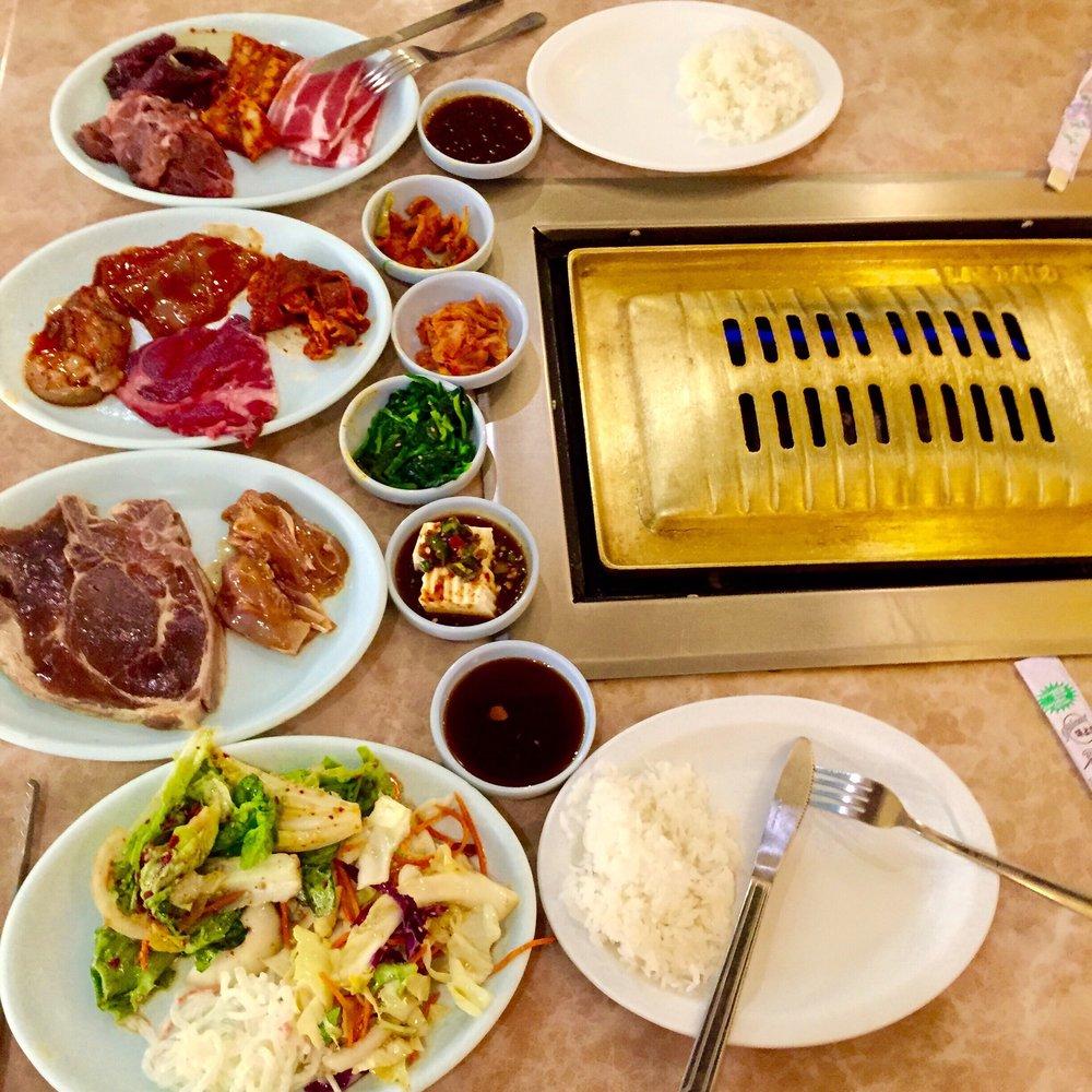 New seoul garden korean bbq buffet in garden grove new seoul garden korean bbq buffet 9902 for Korean restaurant garden grove