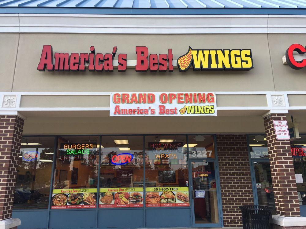 americas best wings nine mile rd