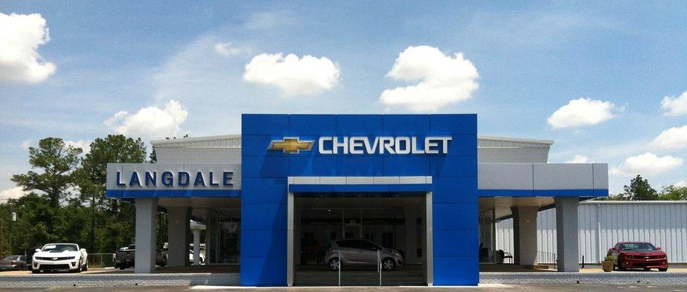 Langdale Chevrolet in Sylvester Langdale Chevrolet 1006