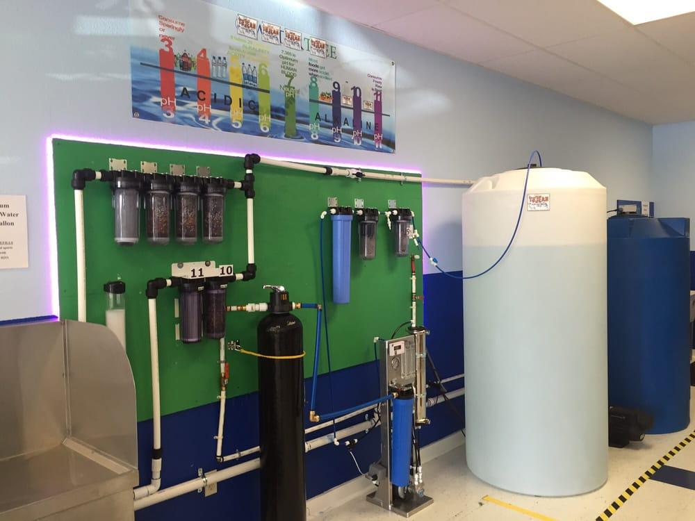 Texan Alkaline Water In San Antonio Texan Alkaline Water