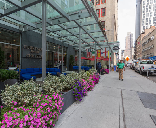 Courtyard By Marriott New York Manhattan Chelsea In New York Courtyard By Marriott New York