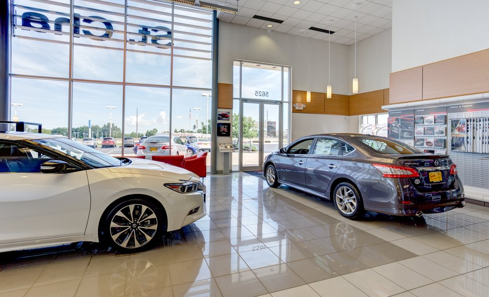 St Charles Nissan in St Peters | St Charles Nissan 5625 ...