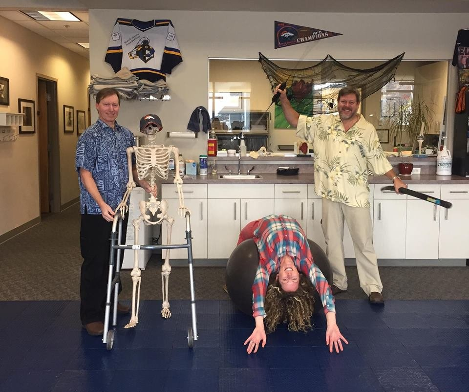 Rivergate Physical Therapy in Durango | Rivergate Physical ...