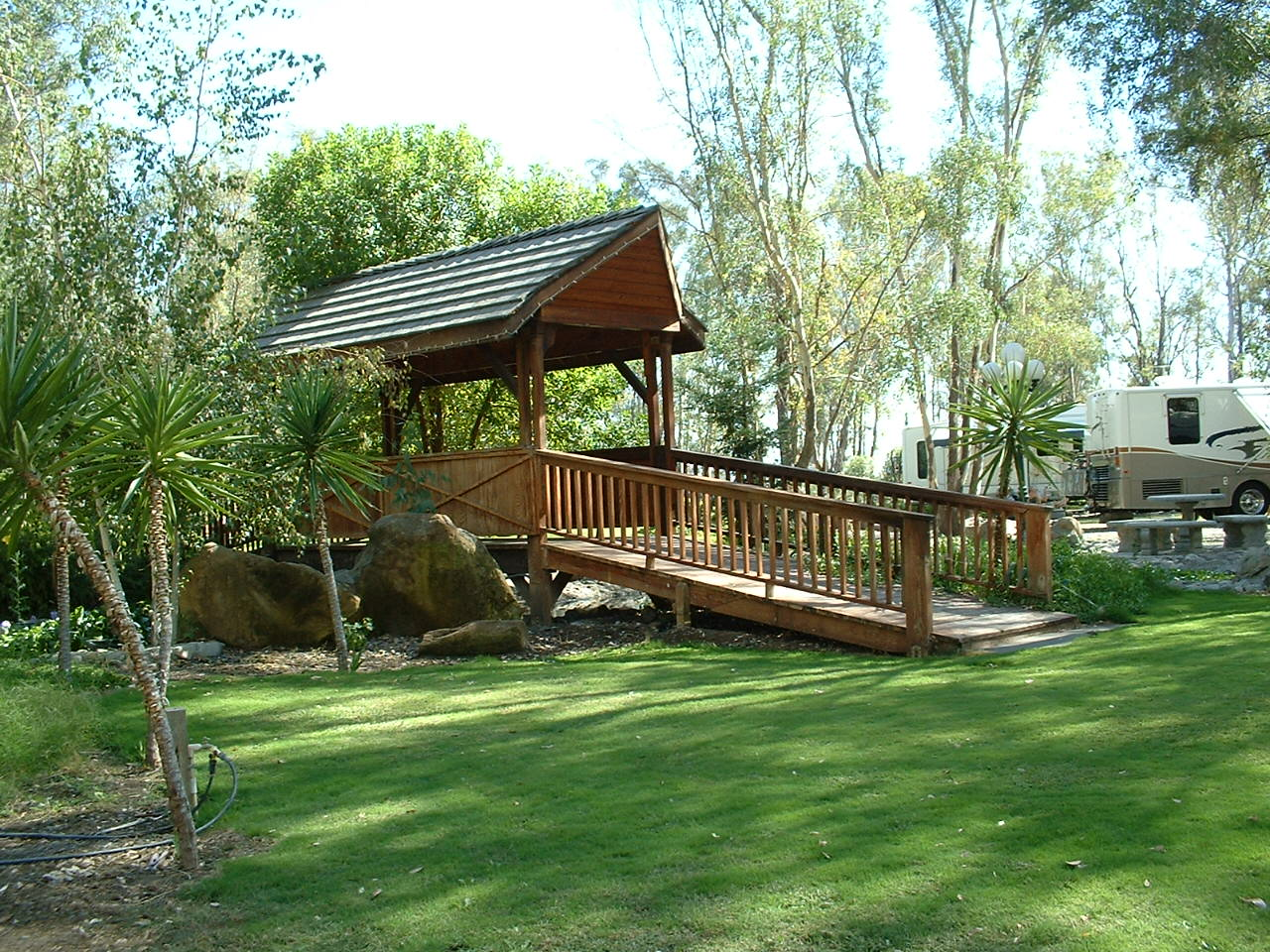 Vineyard Rv Park In Vacaville Vineyard Rv Park 4985