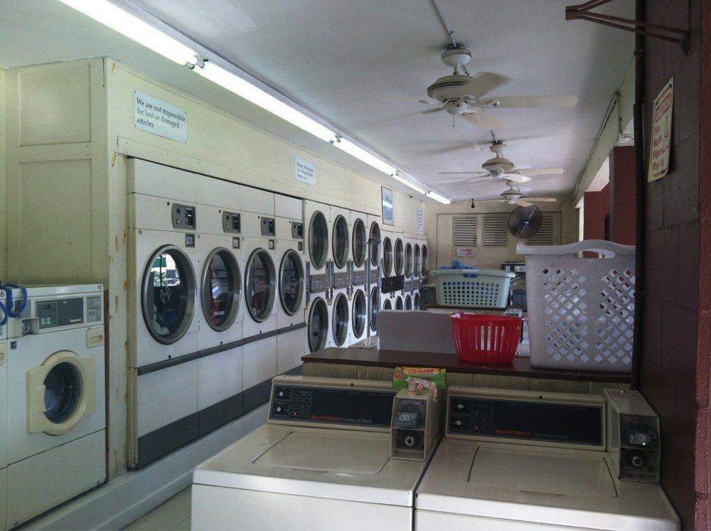 garden city coin laundry
