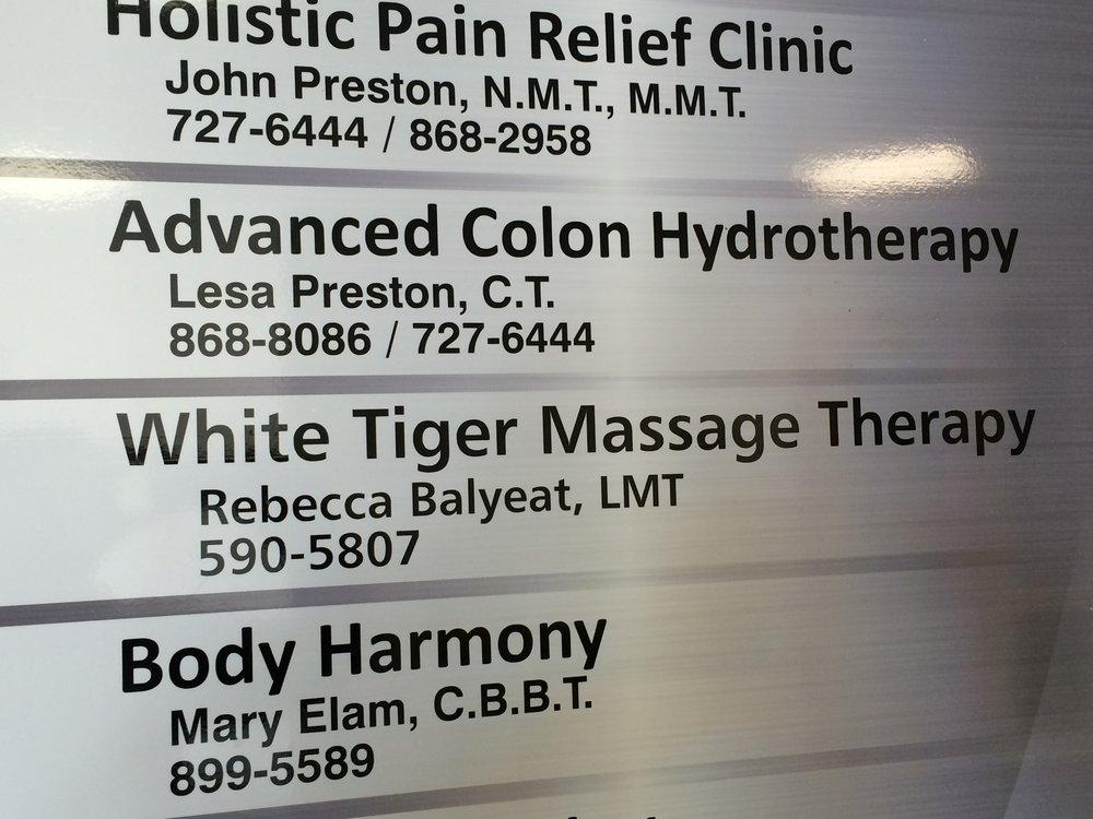 Tokyo Massage Great Falls Montana