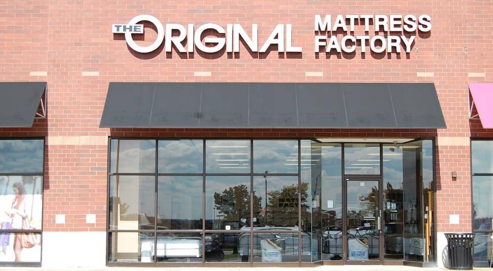 The Original Mattress Factory In Akron The Original