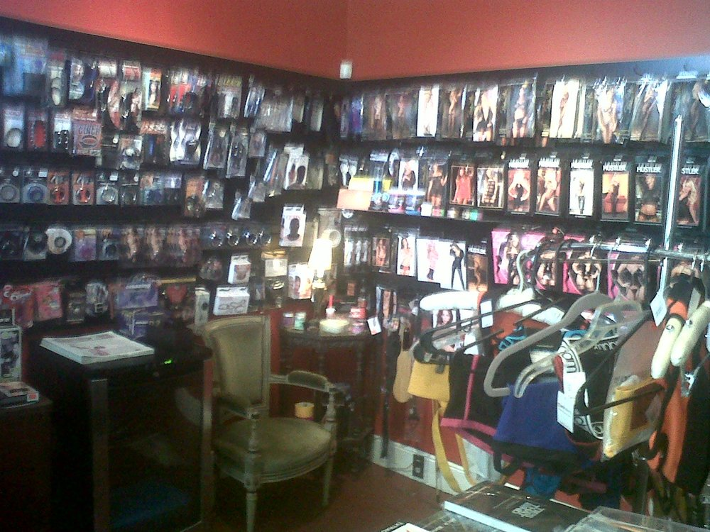 Slidell adult store