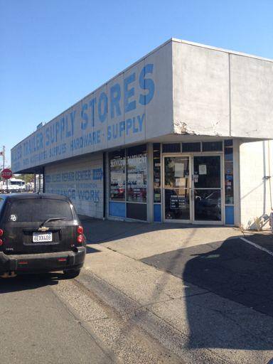 Allied Trailer Supply In Sacramento Allied Trailer