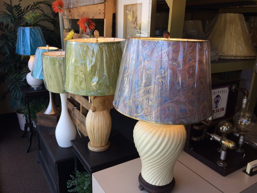 Lampshades Unlimited In San Diego Lampshades Unlimited