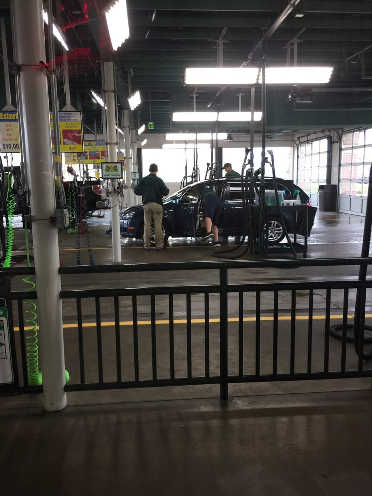 Charlie 39 s car wash in wichita charlie 39 s car wash 10510 w - Interior car detailing wichita ks ...