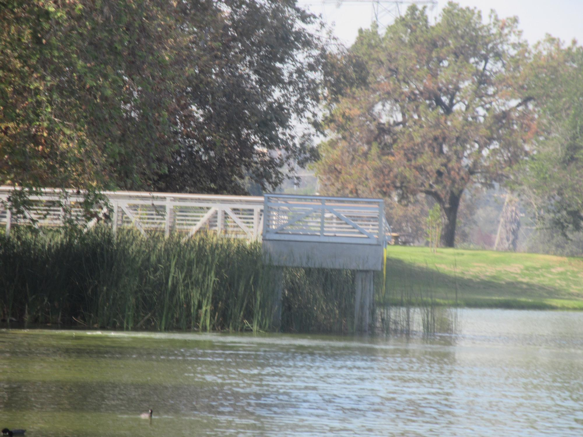 Legg Lake Park Whittier Narrows Recreation Area In South