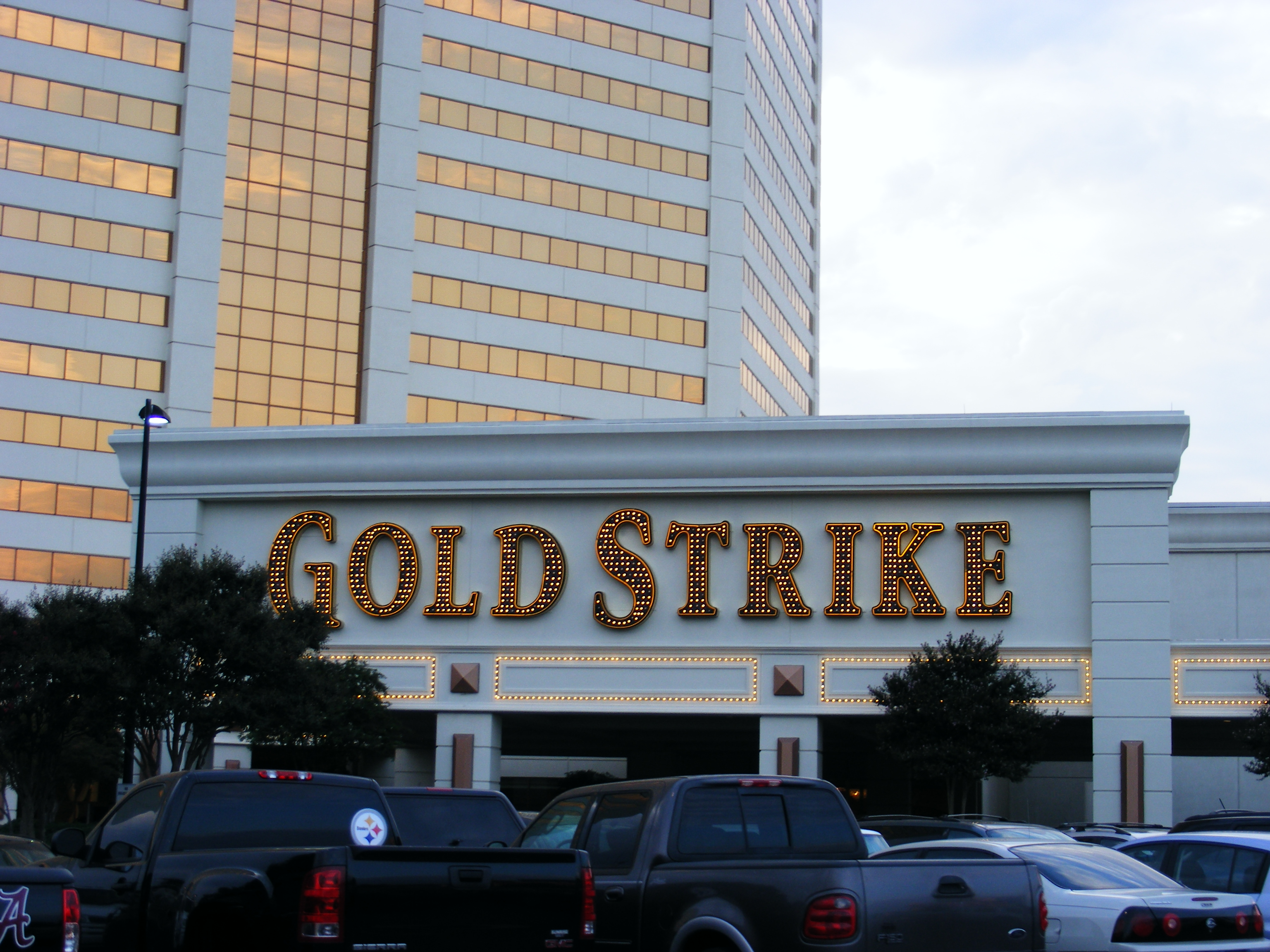 Gold Strike Casino Robinsonville Mississippi