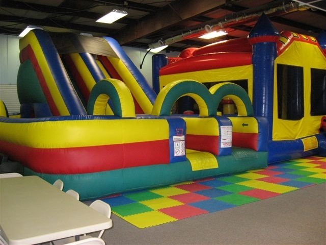The Bounce House In West Plains