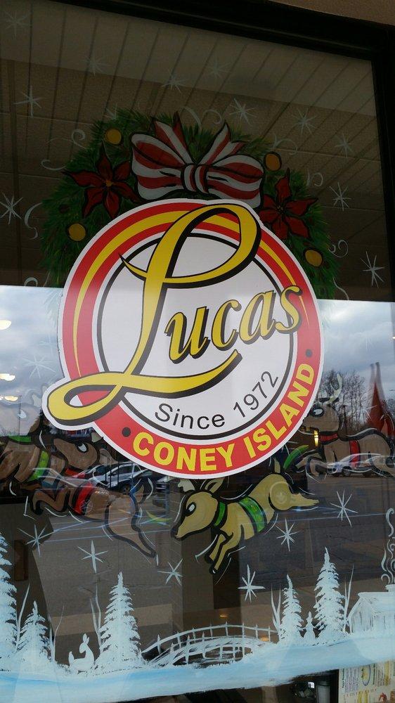 Lucas Coney Island Hours