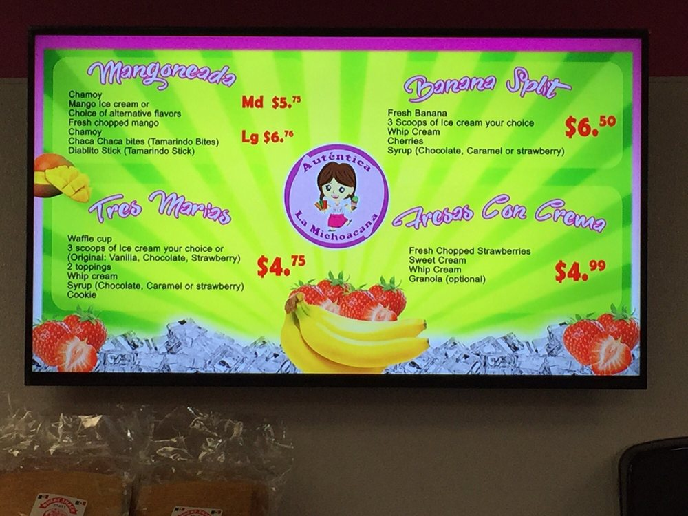 Ice Cream Yogurt Yahoo Local Search Results