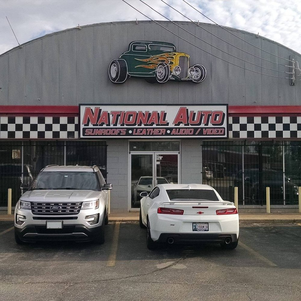National Auto Accessories In Oklahoma City