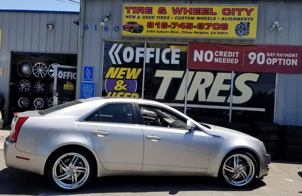 Tire Wheel City In Citrus Heights 6160 Auburn Blvd Ca 95621 Yahoo Us Local