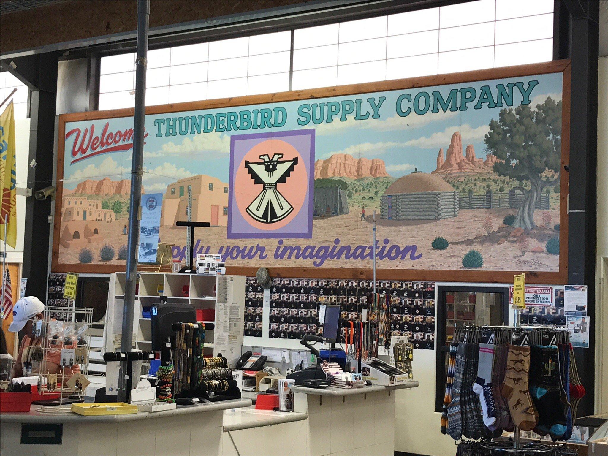 Thunderbird Supply Company - Jewelry - 1907 W Historic Hwy