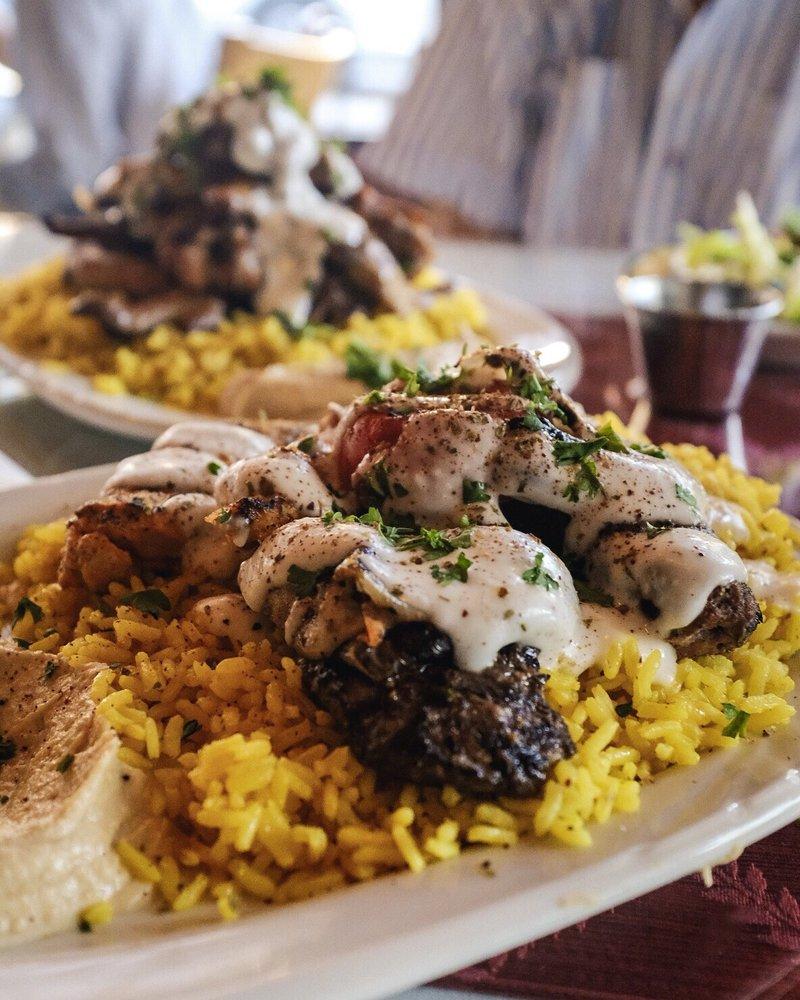 Mediterranean Style Cuisine: Mediterranean Kitchen In Bellevue