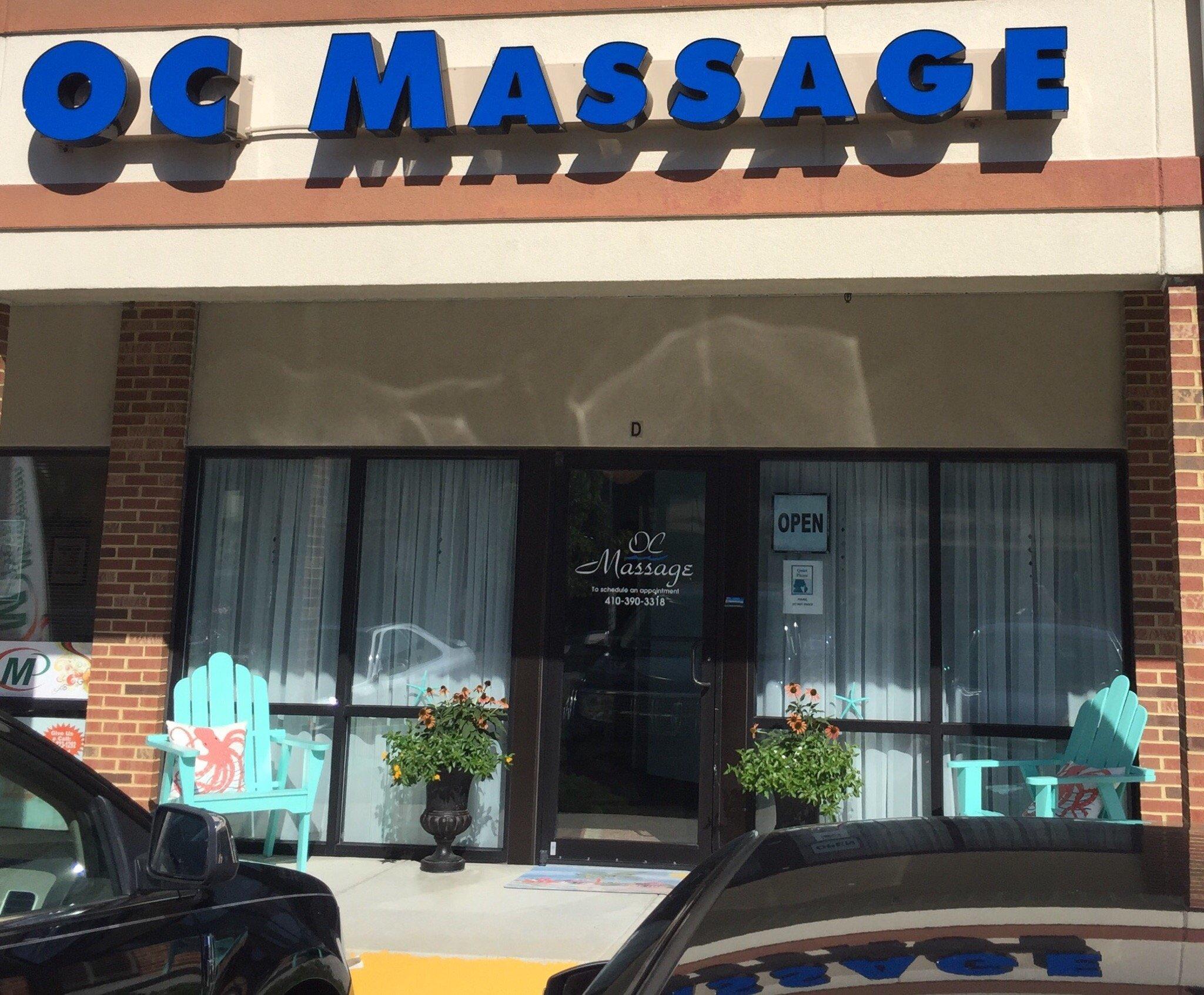 Asian massage ocean city maryland