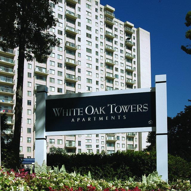 White Oak Towers Apartments In Silver Spring