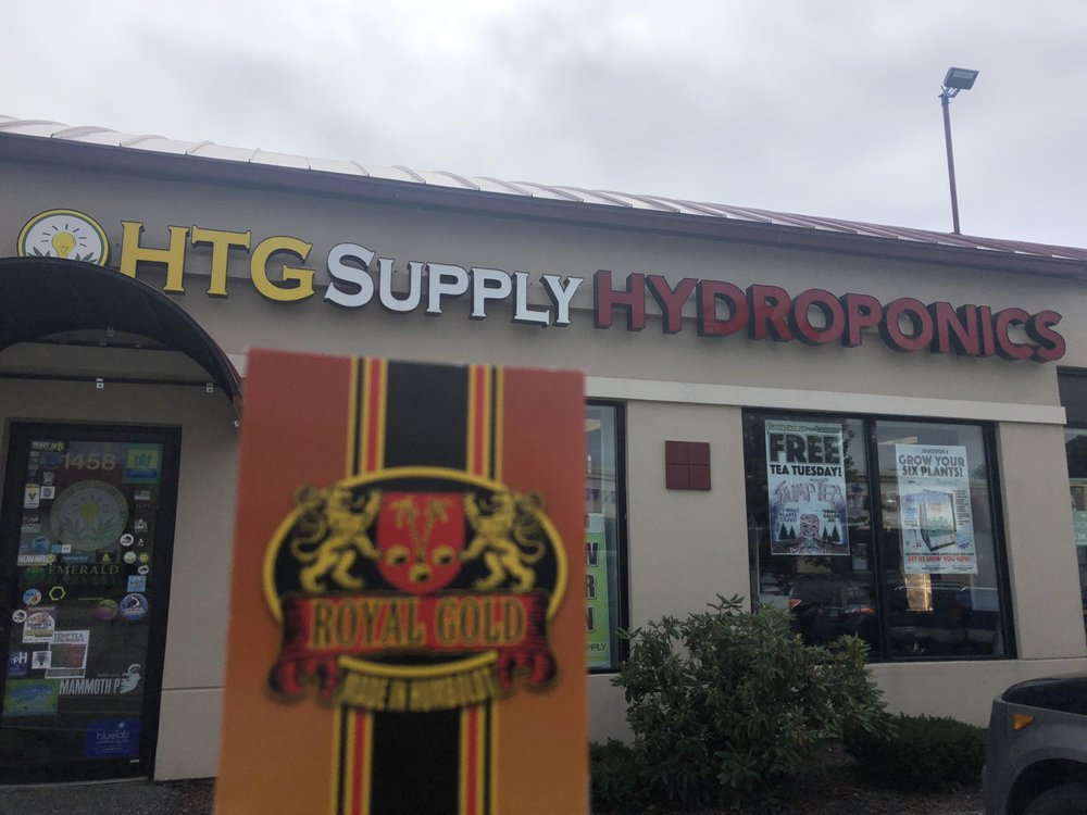 Htg Supply Hydroponics In West Springfield Htg Supply
