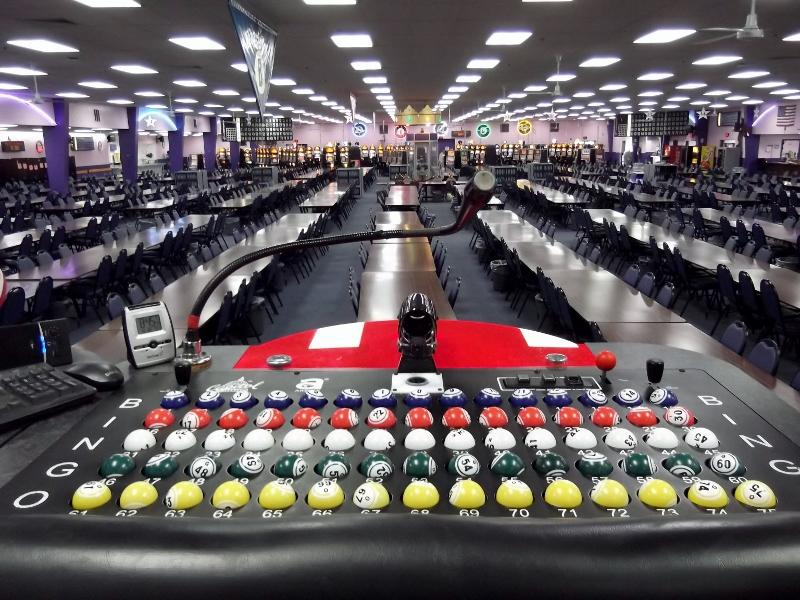 Bingo Newmarket