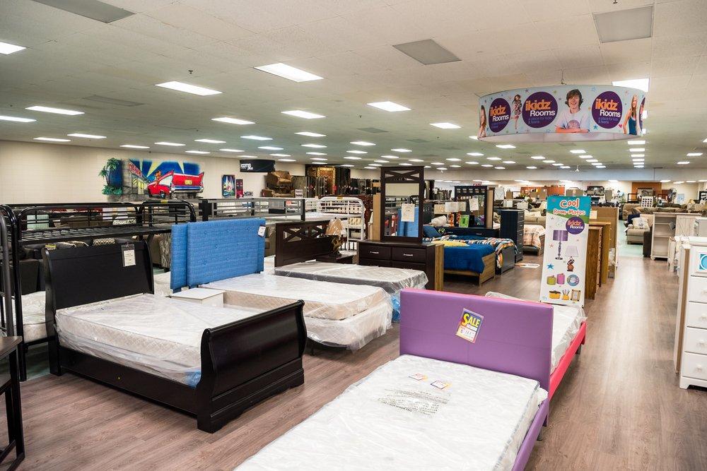American Furniture Mart Roseville Mn