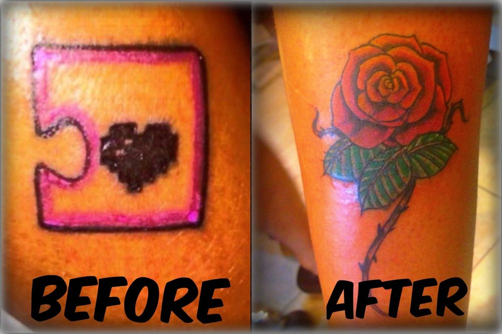 Renegade tattoo in el paso renegade tattoo 6010 dyer st for Best tattoo shops in el paso