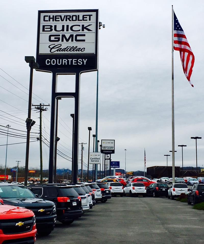 Courtesy Chevrolet Kingsport Tn >> Courtesy Chevrolet Buick Gmc in Kingsport | Courtesy ...