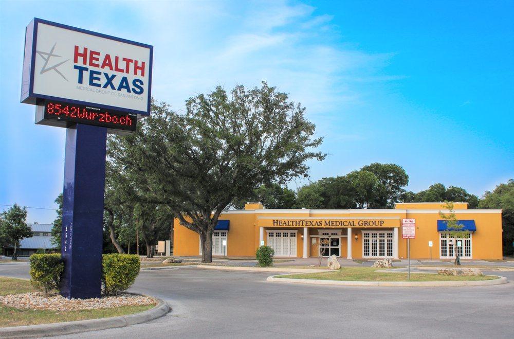 Healthtexas Medical Group Wurzbach Clinic In San Antonio