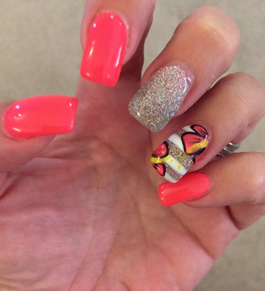 Fashion Nail Beauty Spa Elizabeth Nj: T & T Nails 17 US Highway 206